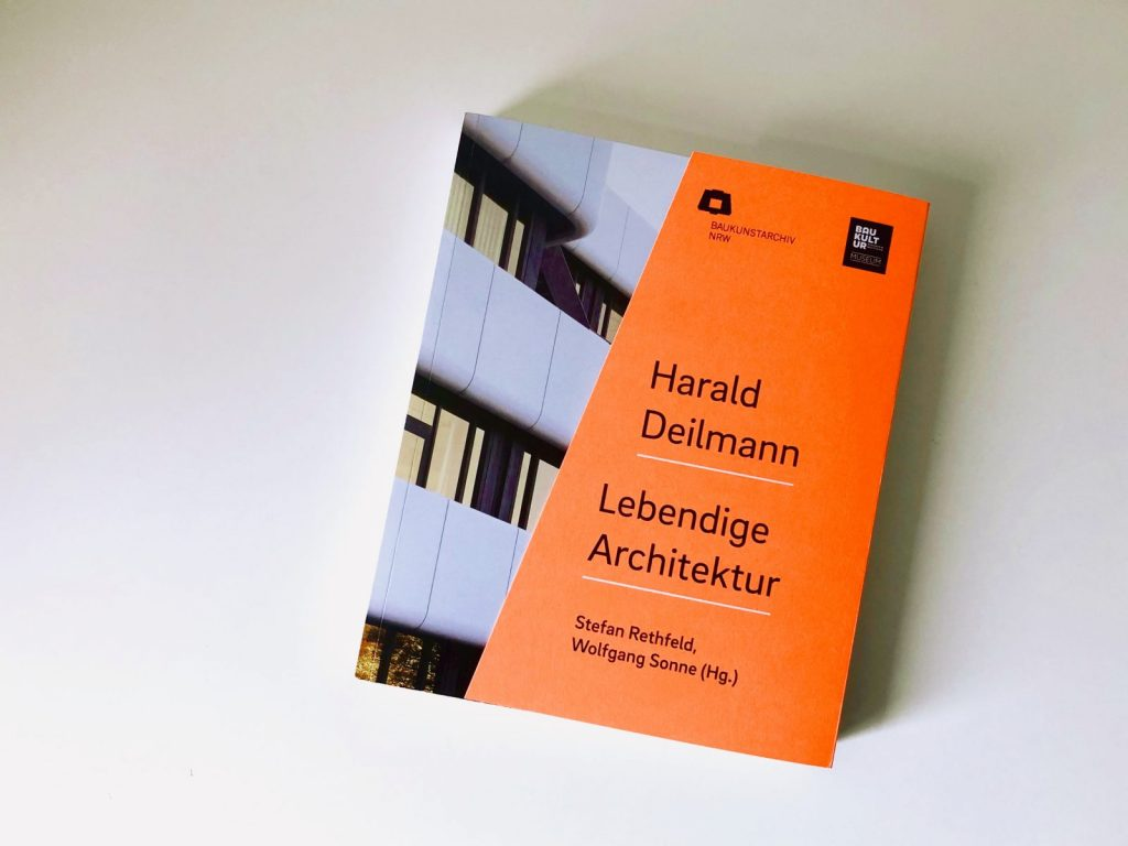 "Katalog ""Harald Deilmann - Lebendige Architektur"" - ab sofort erhältlich"