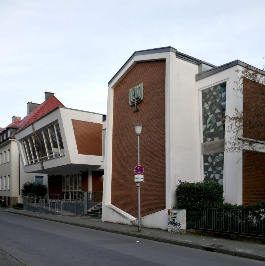 Helmut Goldschmidt: Synagoge Münster - Foto: Stefan Rethfeld