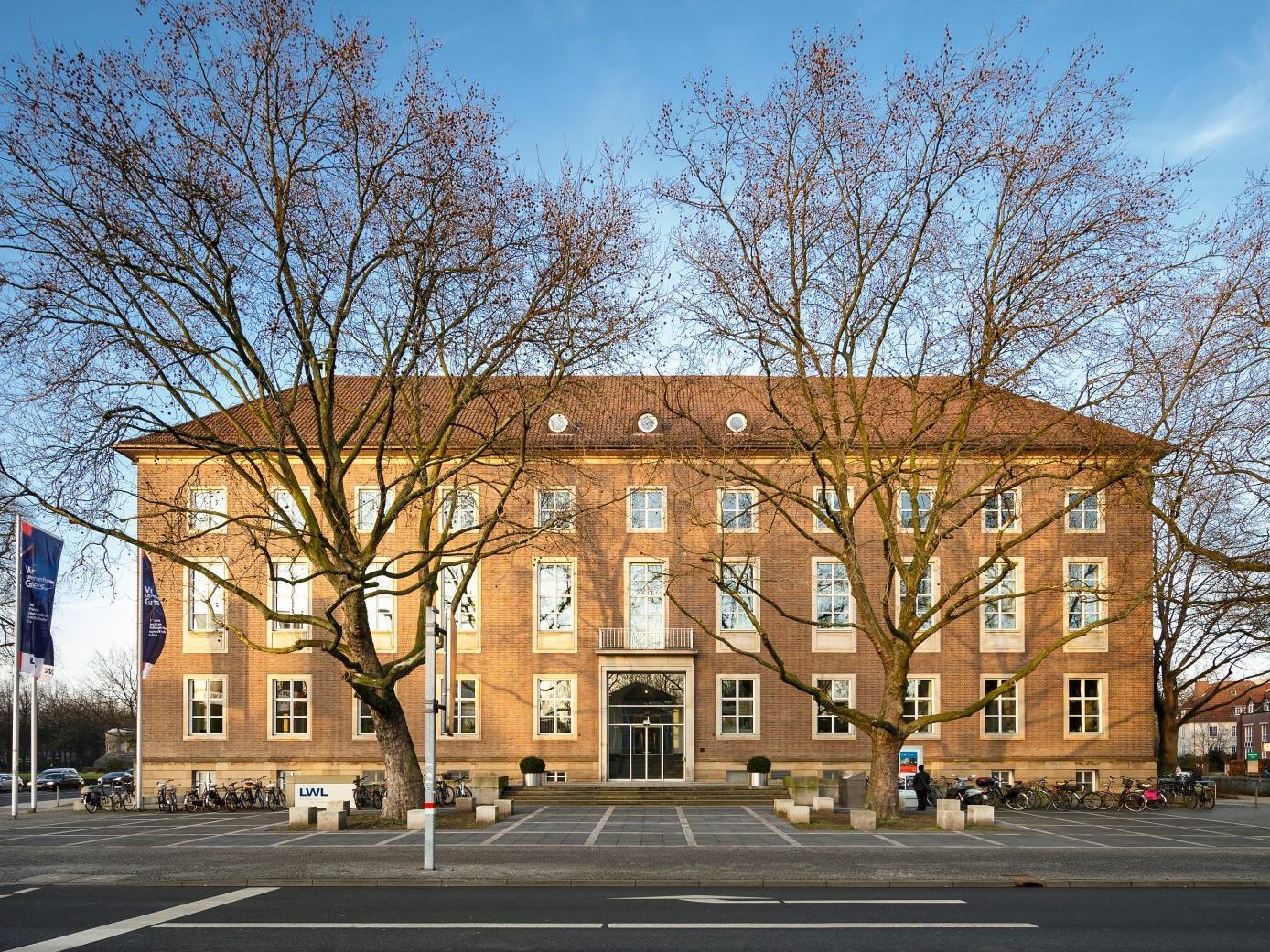 Werner March: Landeshaus, Münster - Foto: Tronquet