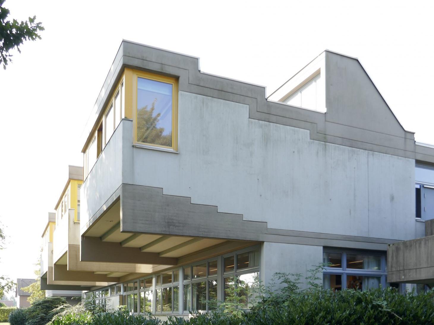 Realschule Lemgo (Harald Deilmann, 1964-1969) - Foto: Stefan Rethfeld